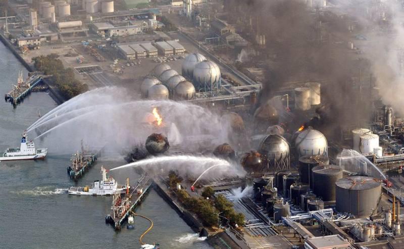 El terremoto y tsunami de marzo de 2011 dañaran los reactores de Fukushima