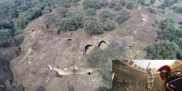 Hallan una arena de gladiadores de 1.800 años de antigüedad similar al Coliseo romano