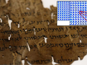 Manuscritos del Mar Muerto fueron hechos por varios escribas revela análisis de IA