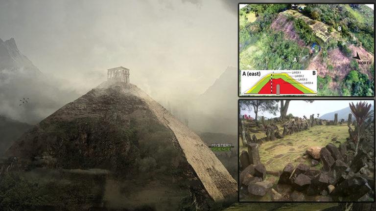 Pirámide de 28.000 años oculta en una montaña sería la más antigua del mundo