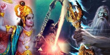 Tecnología ancestral: Las armas de los dioses