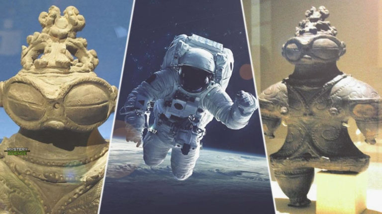 Los enigmáticos antiguos astronautas de Japón