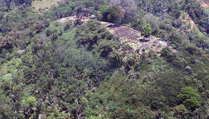 Pirámide más antigua del mundo