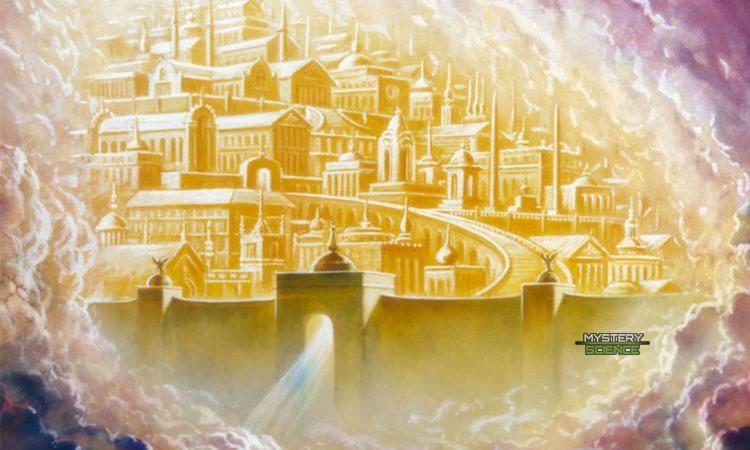 ciudad celestial
