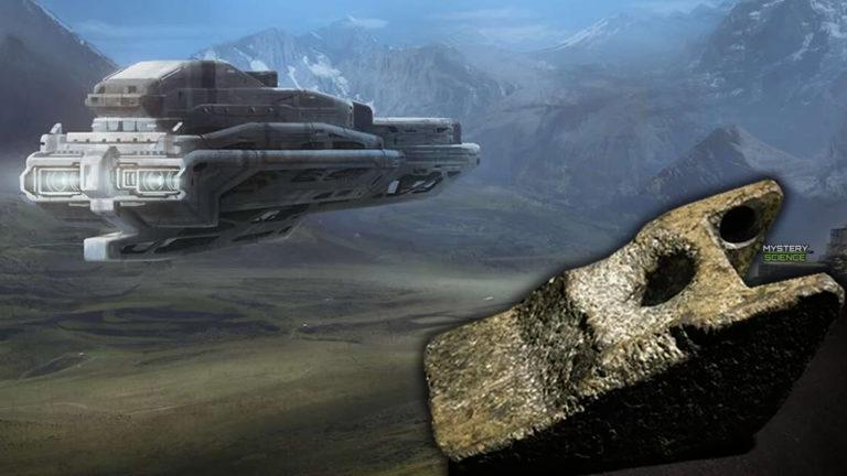 El artefacto de aluminio de más de 20 mil años de antigüedad que desconcierta a los arqueólogos