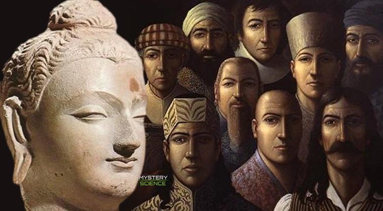 Los nueve hombres desconocidos de Ashoka