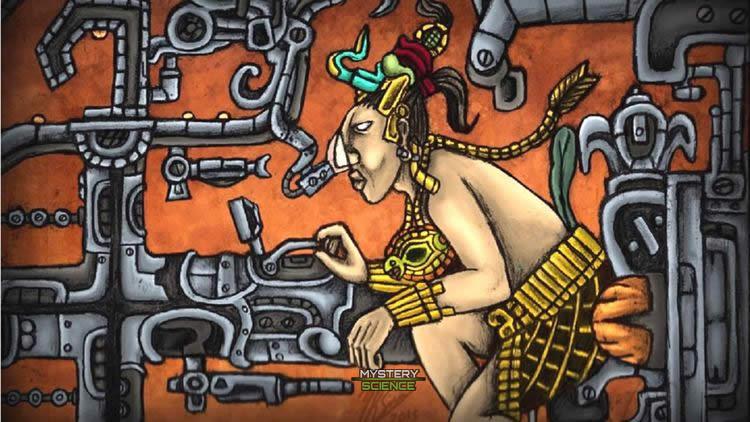 astronauta de palenque