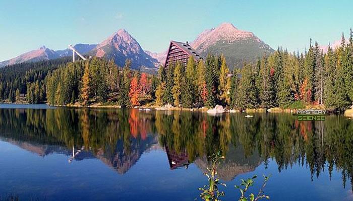 Bosque de Tatras