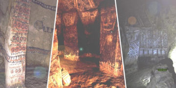 Misteriosas tumbas subterráneas precolombinas