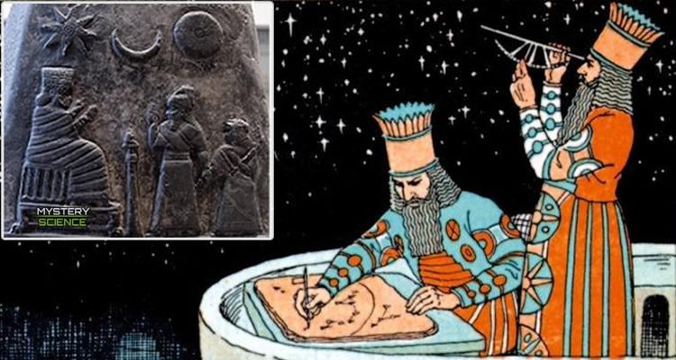 Los sumerios fueron los primeros en registrar los nombres de las constelaciones alrededor del año 2000 a. C.
