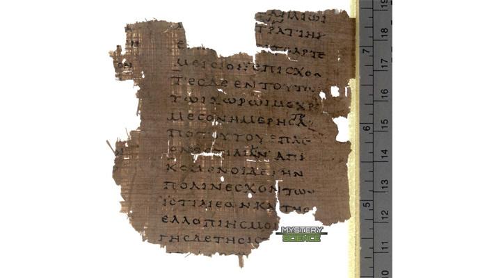 Herodoto y las máquinas avanzadas en Egipto