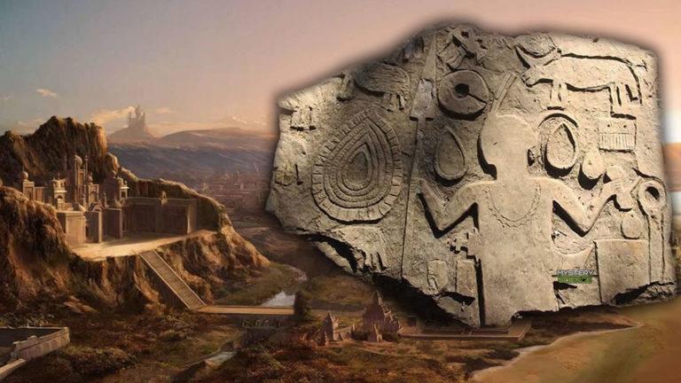 Antigua civilización perdida y sus enigmáticos vestigios