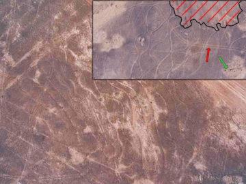 Enormes geoglifos hallados en la India son visibles desde el espacio