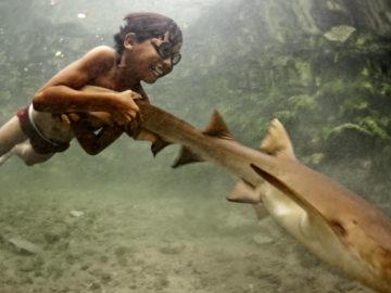 La tribu que ha mutado y ahora puede sumergirse 60 metros bajo el mar