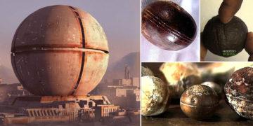 Misteriosas esferas de 2.800 millones de años: ¿Formaciones naturales o vestigios de una antigua civilización?