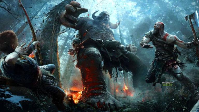 Gigantes en la mitología nórdica: Monstruos sobrehumanos retratados como seres divinos