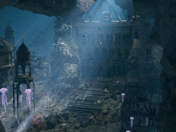 Rastros de una civilización desconocida bajo las aguas del Mar del Norte