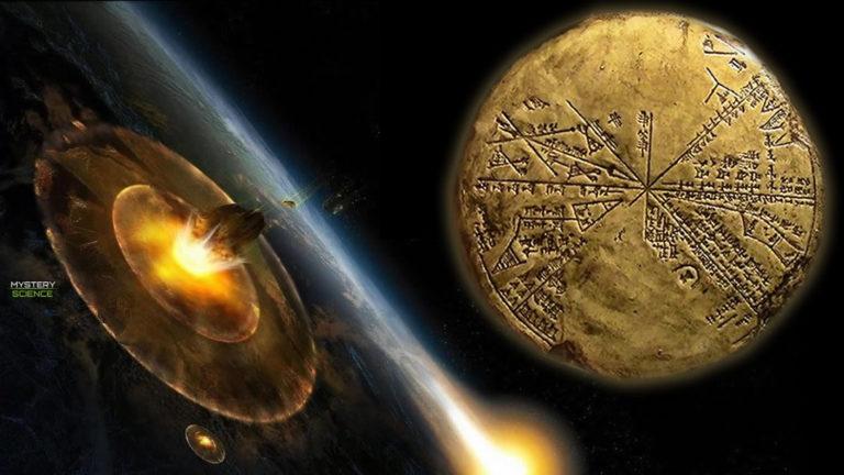 Antigua tablilla sumeria registró el impacto del asteroide hace más de 5.000 años