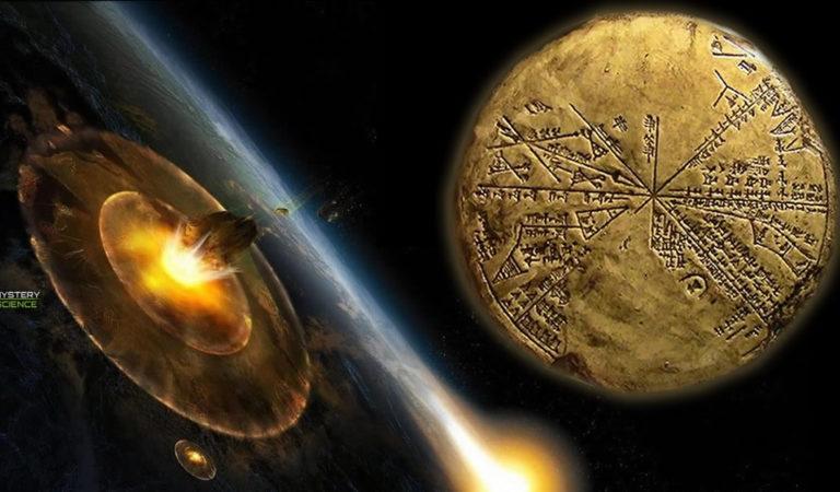Antigua tablilla sumeria describe el impacto del asteroide hace más de 5.000 años