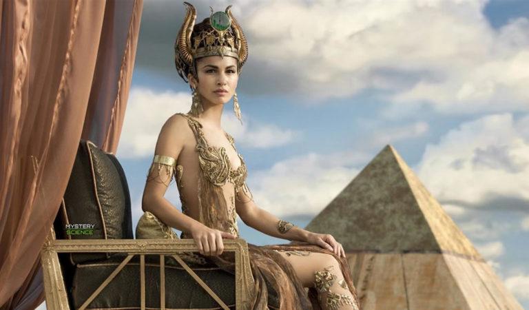 La tumba de una reina egipcia de hace 4.500 años contiene una advertencia sobre el cambio climático