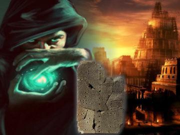 Antiguas tablillas mesopotámicas mencionan brujas, hechiceros y exorcistas