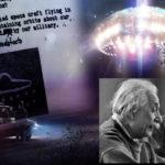 El revelador documento sobre 0VNIS escrito por Einstein y Oppenheimer