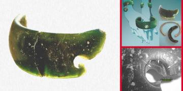 Enigmático brazalete de 40.000 años hecho con tecnología similar a la de un taladro moderno