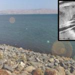 Enigmática esfera es descubierta en el fondo del Mar de Galilea