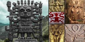 Antiguo símbolo religioso llamado el «Ícono de Dios» encontrado en todo el mundo