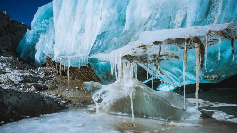 Hallan virus de 15.000 años en glaciares tibetanos