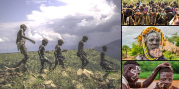 Los Mursi, la tribu más temida de África que continúa fiel a sus costumbres ancestrales