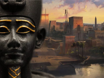 La ciudad perdida egipcia donde gobernó el primer faraón
