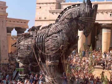 Arqueólogos afirman haber descubierto el caballo de Troya