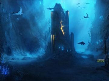 Monolito submarino de 9.350 años encontrado en el mar Mediterráneo