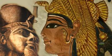 Nefertari la amada esposa del faraón Ramsés II