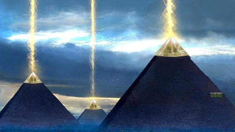 Señales luminosas usadas para comunicación en el antiguo Egipto
