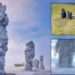 La leyenda rusa de los siete gigantes convertidos en piedra