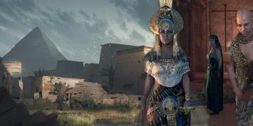 Nitocris La primera faraona del antiguo Egipto